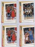 1996 UD COLLECTORS CHOICE ASSIGNMENT JORDAN LOT OF 7