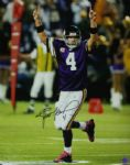 BRETT FAVRE SIGNED 16x20 VIKINGS PHOTO