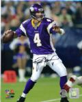 BRETT FAVRE SIGNED 8X10 PHOTO VIKINGS FAVRE COA