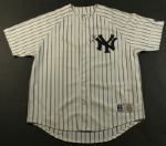 BOBBY ABREU SIGNED NEW YORK YANKEES JERSEY PSA/DNA