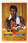 "1977 MUHAMMAD ALI THE GREATEST 27"" x 41"" MOVIE POSTER!"