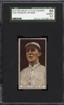 1912 T207 RECRUIT ROBERT BYRNE VG-EX+ 4.5 SGC 55