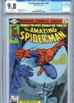 1980 AMAZING SPIDER-MAN #200 ORIGIN RETOLD! CGC 9.8