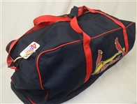 YADIER MOLINA ST. LOUIS CARDINALS EQUIPMENT BAG