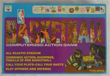 1970 VINTAGE TRANSOGRAM COMPUTERIZED ACTION BASKETBALL GAME