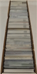 ---GIANT BASEBALL LOT OF (500) ALL SERIAL #ED W/ ROOKIES, STARS & HOFS