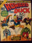 1976 HOWARD THE DUCK MARVEL TREASURY EDITION W/DEFENDERS