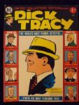 1975 DICK TRACY LIMITED EDITION OVERSIZED COMIC