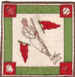 "--1914 B18 BLANKET ""LARRY DOYLE"" N.Y. GIANTS"