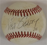 STEVE GARVEY SIGNED ON SWEET SPOT GIAMATTI ONL BASEBALL