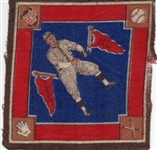 "---1914 B18 BLANKETS ""JAMES (RED) SMITH"" BROOKLYN ROBINS"