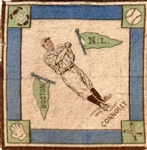 "---1014 B18 BLANKETS ""JOE CONNOLLY"" BOSTON BRAVES"