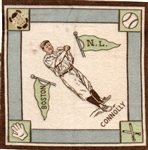 "---191 4 B18 BLANKETS ""JOE CONNOLLY BOSTON BRAVES"