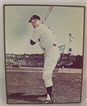 VINTAGE MICKEY MANTLE PLAQUE APX. 8 X 10