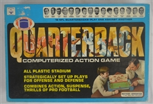 1970 VINTAGE TRANSOGRAM COMPUTERIZED QUARTERBACK ACTION FOOTBALL GAME